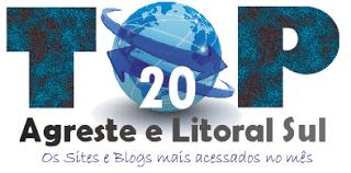 Logo TOP 20 Agreste e Litoral Sul OFICIAL