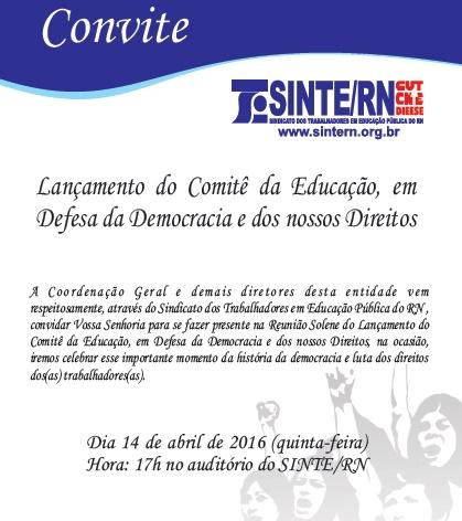 Convite-Comitê